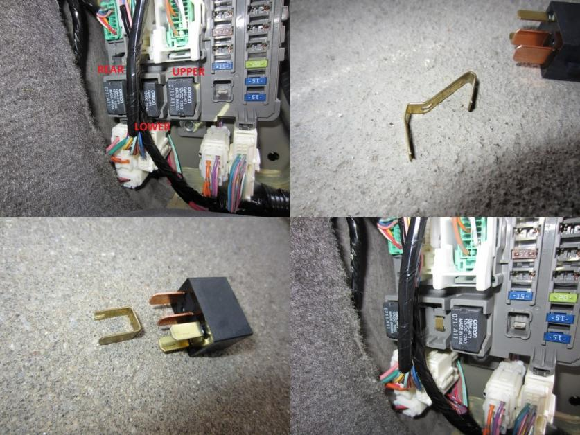 13609d1353269666 always accessory power plugs odyssey_accessorry rewire always on accessory power plugs? Honda Accord Fuse Box Diagram at bayanpartner.co