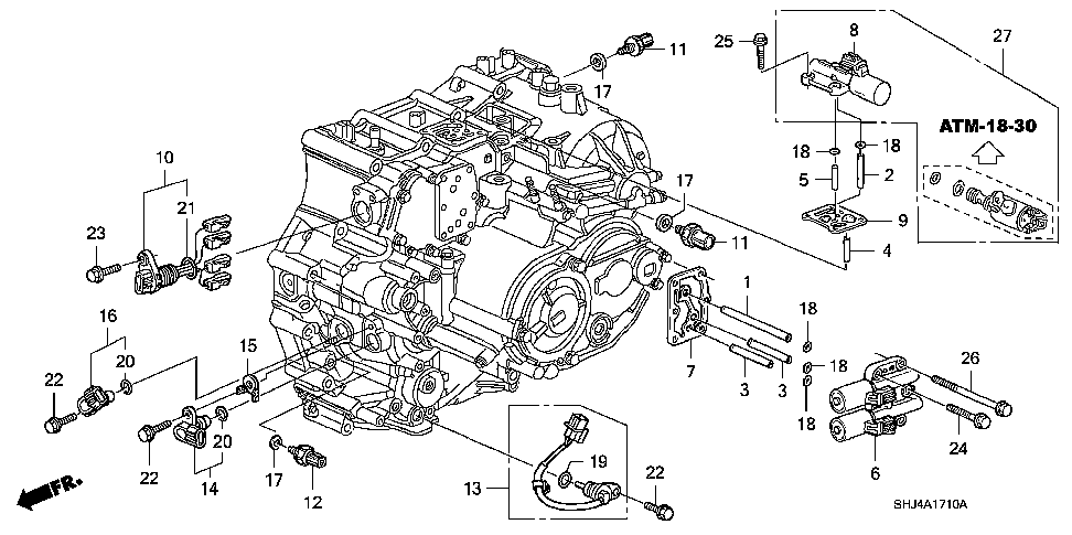 03 Honda Odyssey Tcc Wiring Diagram 2001 Camaro Wiring Diagrams Cheerokee Ab16 Jeanjaures37 Fr