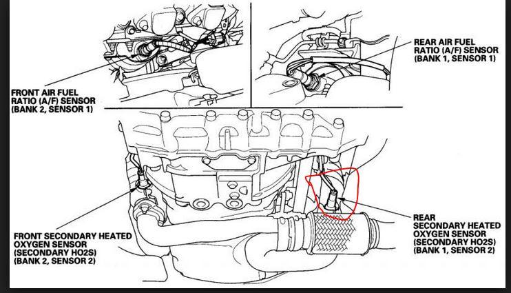 Engine Codes P0137 P0522 Bad Sensors? | Honda Odyssey Forum