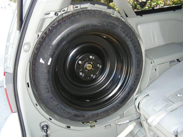 2007 honda odyssey tires