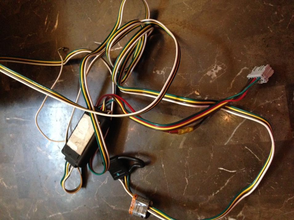 Trailer Wiring Harness 2005