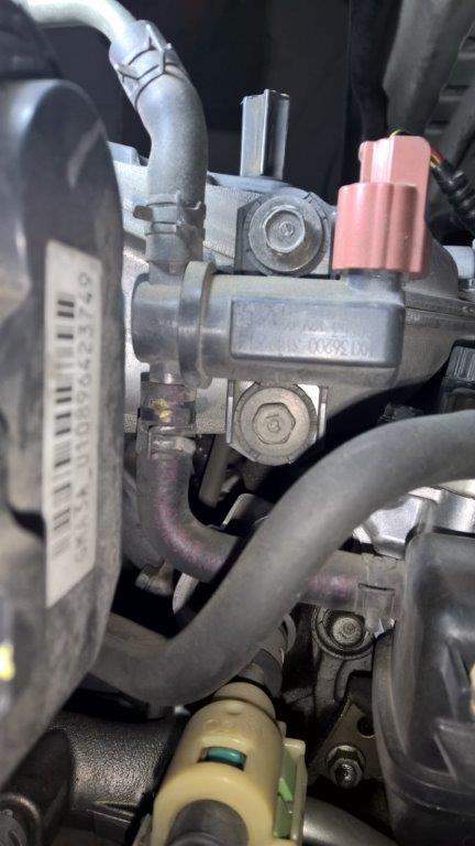 06 Ody - P0430 and Fuel Cap Check message   Honda Odyssey Forum