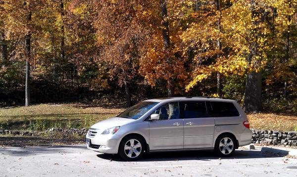Showcase cover image for firstimer07's 2007 Honda Odyssey