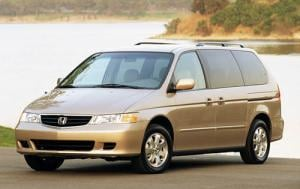 Showcase cover image for honda odyssey