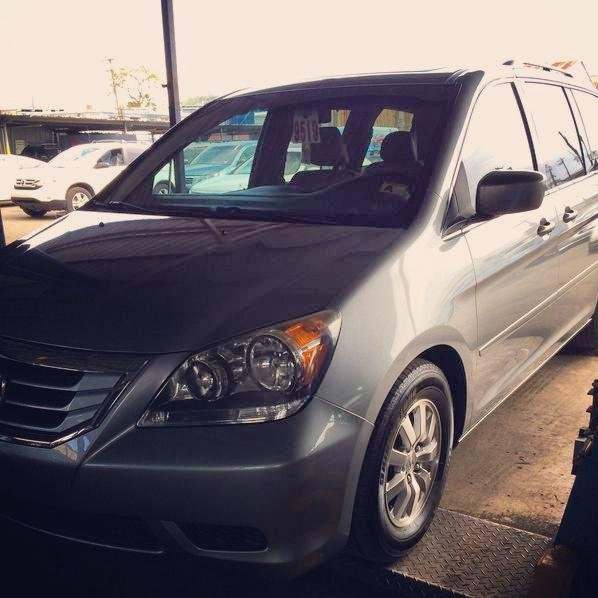 Showcase cover image for Puertorro's 2009 Honda Odyssey