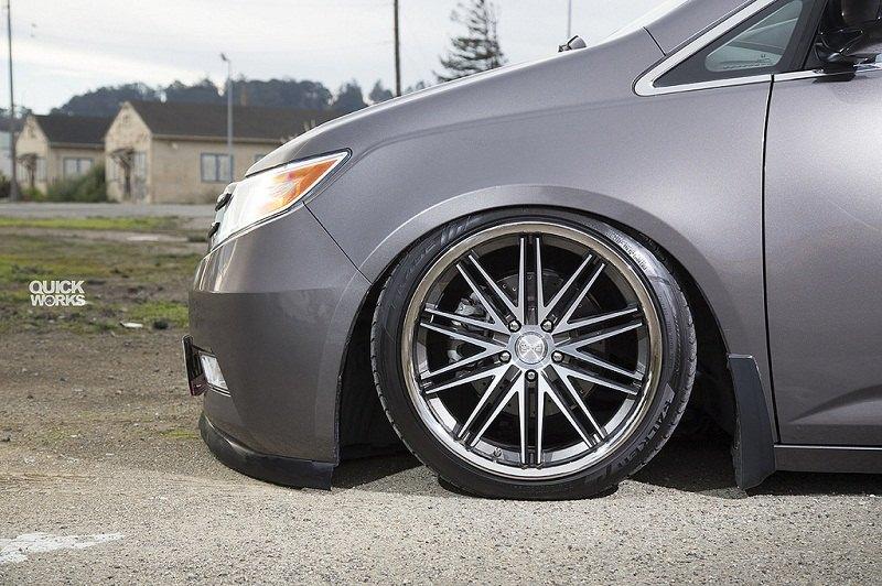 Custom rims for Honda Odyssey at CARiD | Honda Odyssey Forum