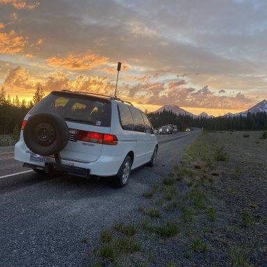 Noise while turning left  | Honda Odyssey Forum